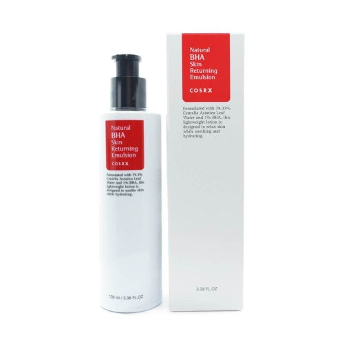 COSRX Natural BHA skin Returning Emulsion - Korean-Skincare