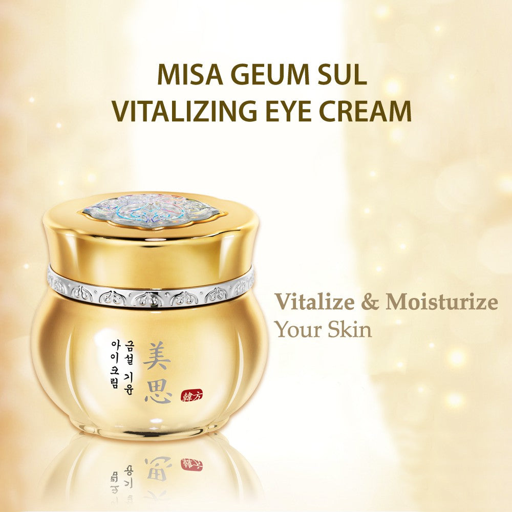Missha MISA Geum Sul Vitalizing Eye Cream - Korean-Skincare