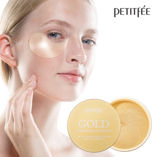 Petitfee Gold hydrogel Eye Patch - Korean-Skincare