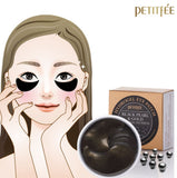 Petitfee Black Pearl & Gold Hydrogel Eye Patch - Korean-Skincare