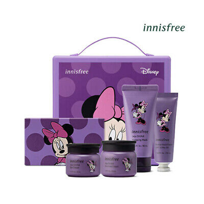 Innisfree Jeju Orchid Lucky box 2020 Disney Collection - Korean-Skincare