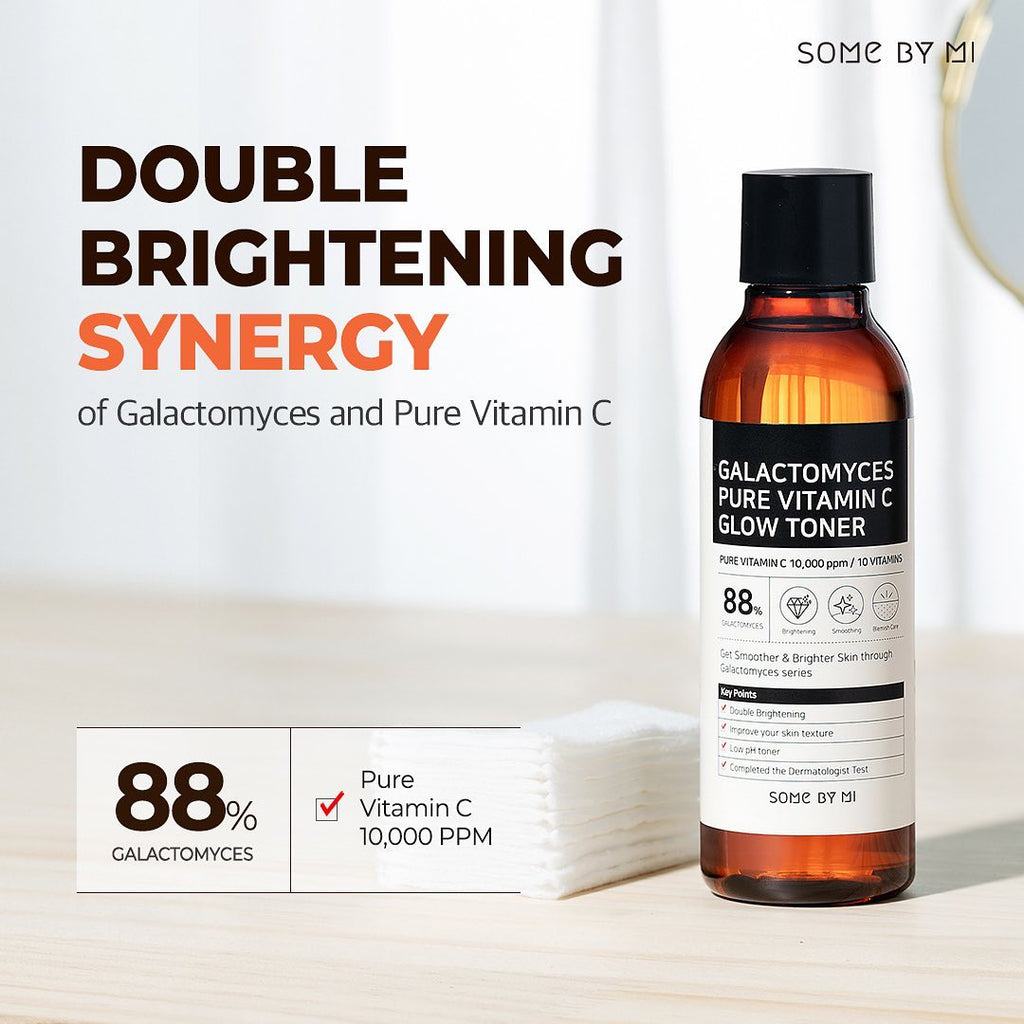 Some By Mi Galactomyces Pure Vitamin C Glow Toner - Korean-Skincare