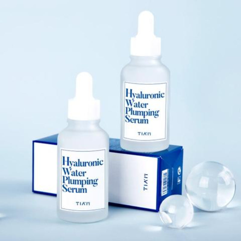 Hyaluronic Water Plumping Serum