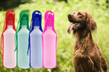 Load image into Gallery viewer, Water Bottle for dogs