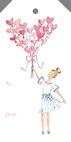 Grace in Flight Valentine {non-personalized}