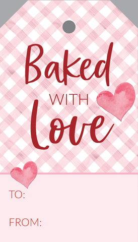 """Baked with Love"" {non-personalized}"