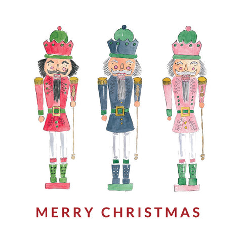 Non-Personalized Nutcracker {square or hangtag}
