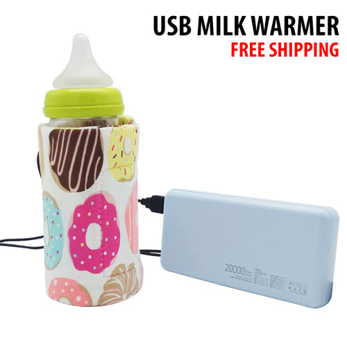 Baby Bottle Milk Warmer By Vertaline