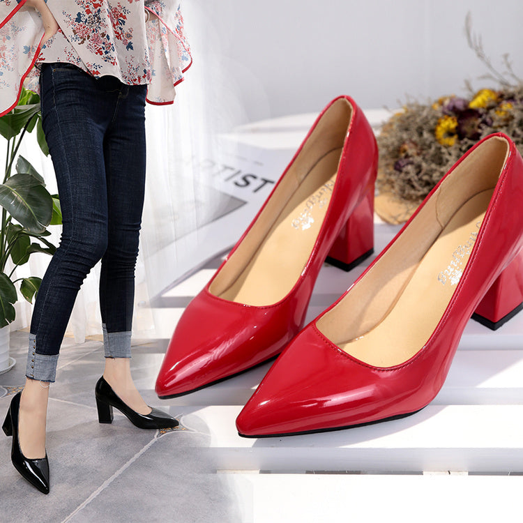 Pointed toe Women's High Heels
