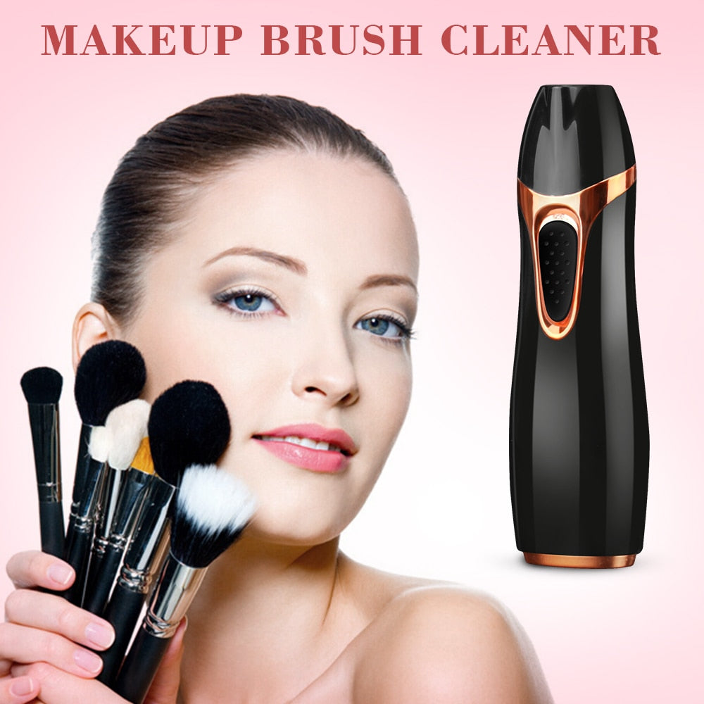 Washing and Drying Make up Brushes