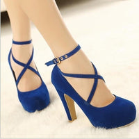 Women Party  Ankle High Heels