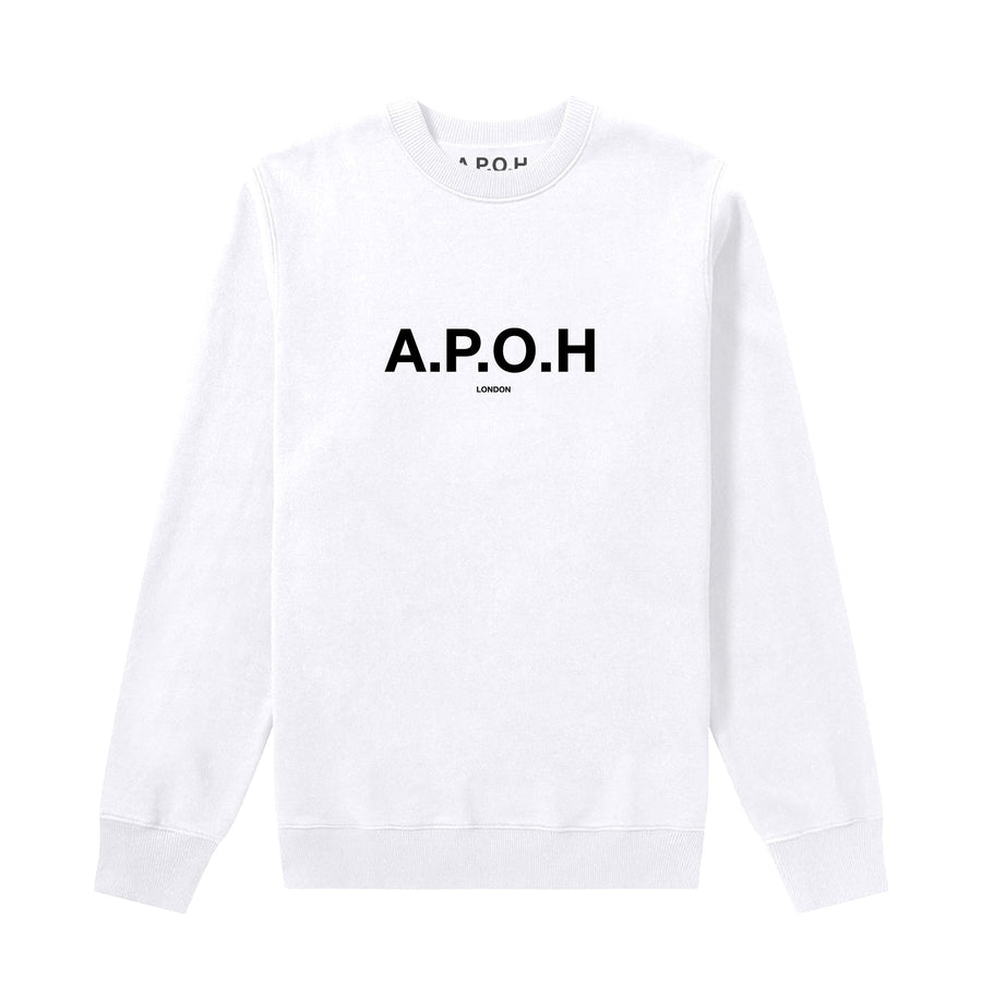 A.P.O.H ORIGINALS SUSTAINABLE SWEATSHIRT