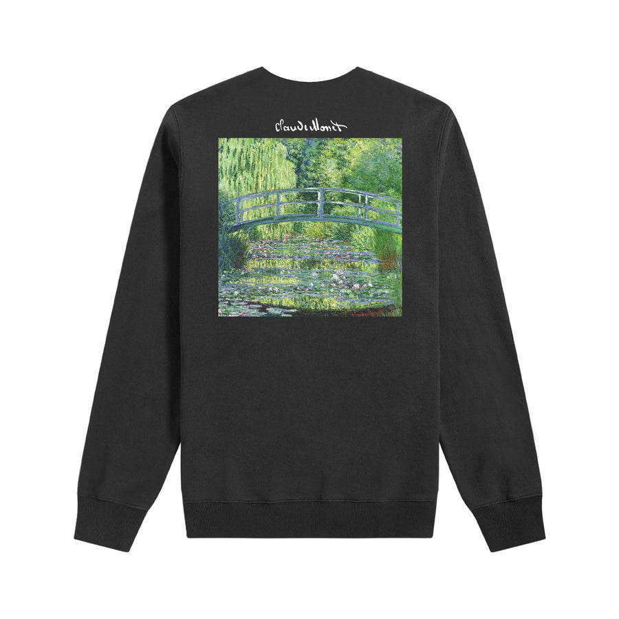 Claude Monet Bridge Sweat