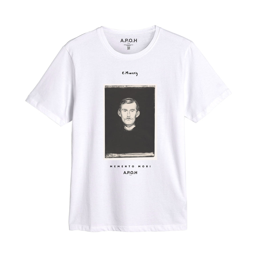 Edvard Munch Portrait T-shirt