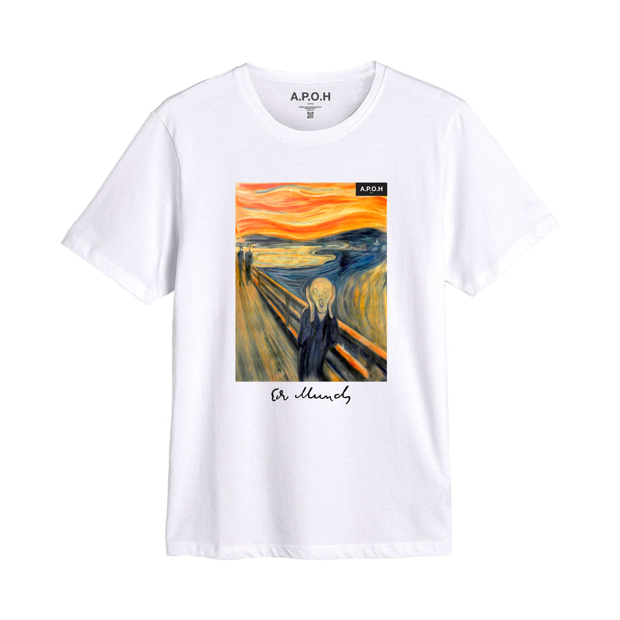 Edvard Munch Scream T-shirt