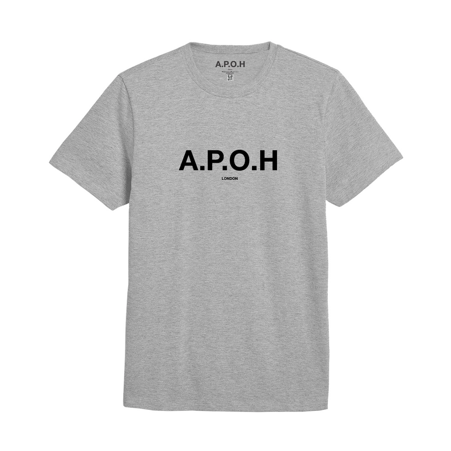 A.P.O.H ORIGINALS SUSTAINABLE T-SHIRT
