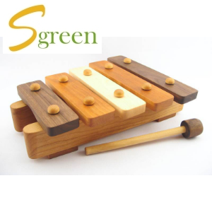 Sgreen eco-friendly Wooden Xylophone is Musically Pleasing