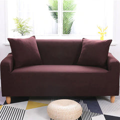 Brilliant Solid Sofa Cover Bralicious Painted Fabric Chair Ideas Braliciousco