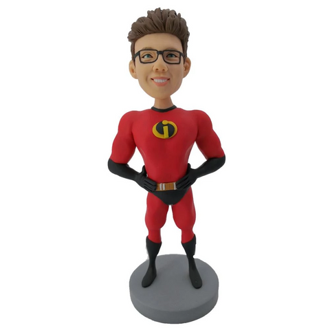 Mr Incredible Custom Bobblehead