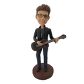 Rock Guitarist Bobblehead