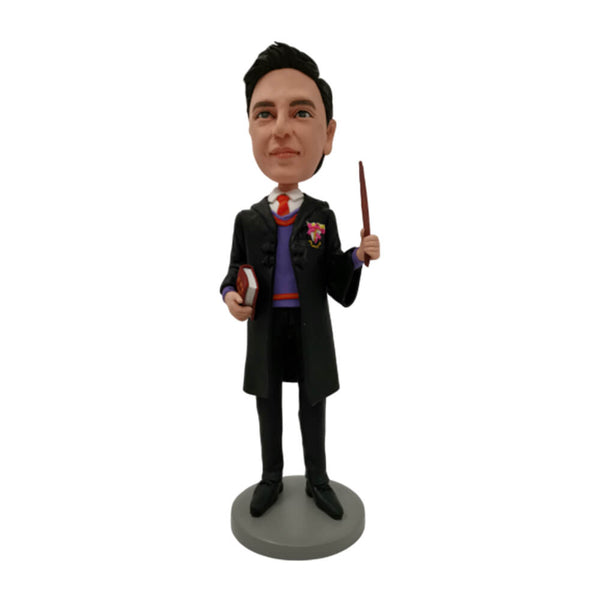 100% Fully Customized Single Bobblehead Just Like Your Photo