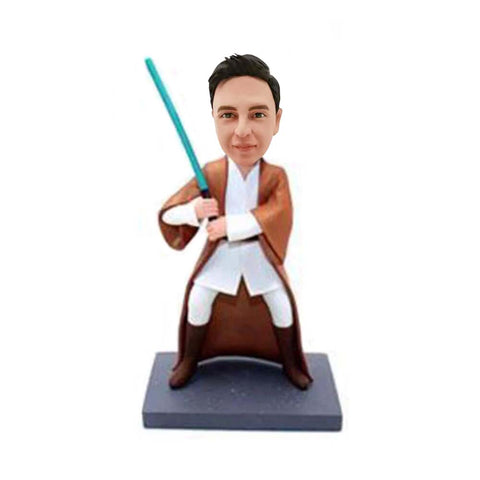 Jedi Knight Custom Bobblehead