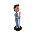 Male Dentist Bobblehead