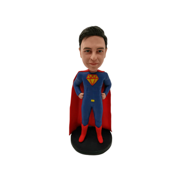 Powerful Superman Bobblehead