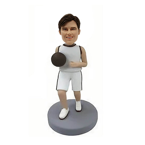 Basketball Player Bobblehead