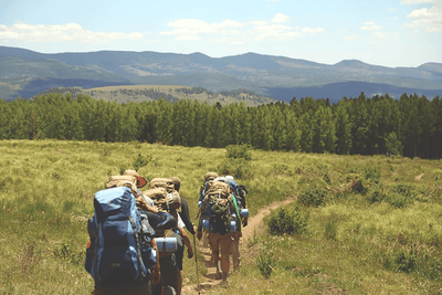 Why Hikers Make Great Friends