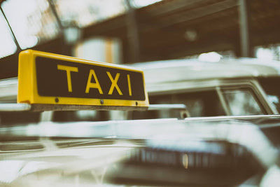 10 Tips for Safe Taxi Travel