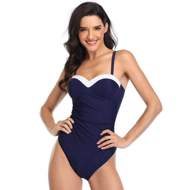 Alona Vintage One Piece One Piece Trekeffect Blue S