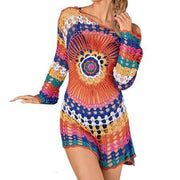 Lahos Tunic Cover Up Cover-ups Trekeffect Multi Color