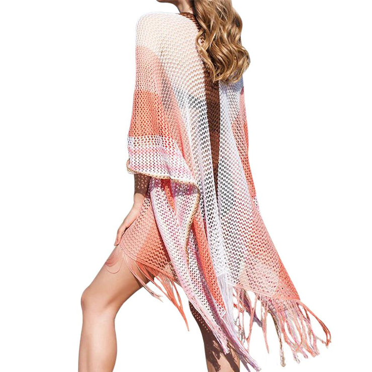 Cagban Lace Cover Up Cover-ups Trekeffect