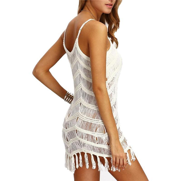 Atrani Tunic Cover Up Cover-ups Trekeffect