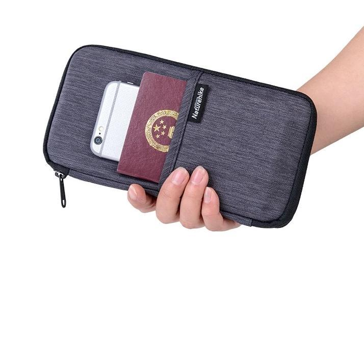Passport Card Wallet Travel Organizer Accessories Trekeffect