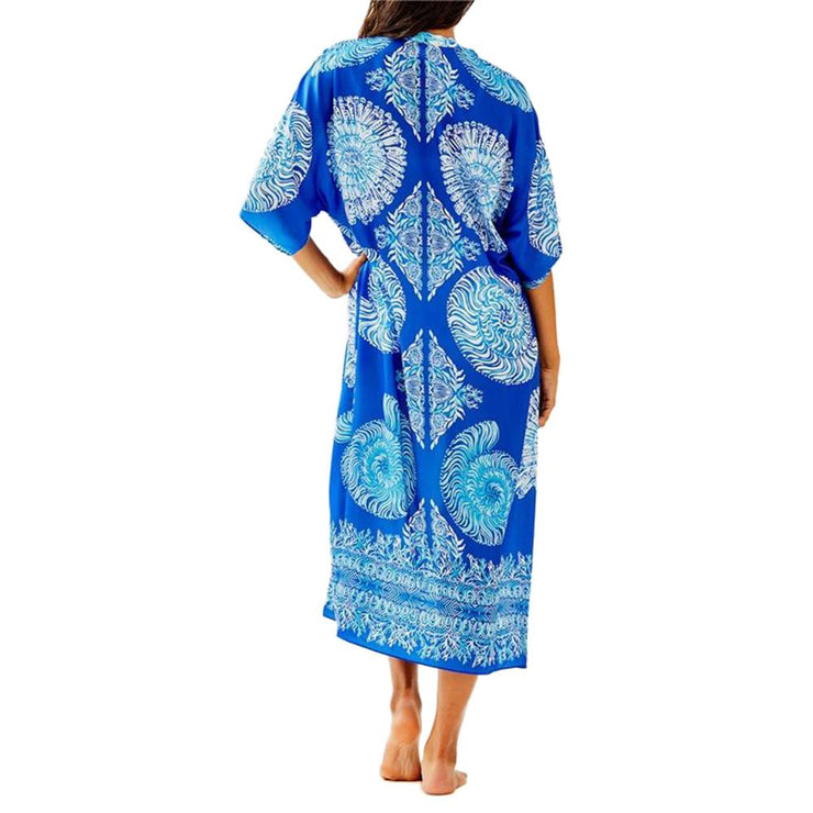 Barretto Beach Kimono Cover Up Cover-ups Trekeffect
