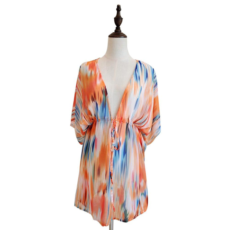 Canaoay Tunic Cover Up Cover-ups Trekeffect