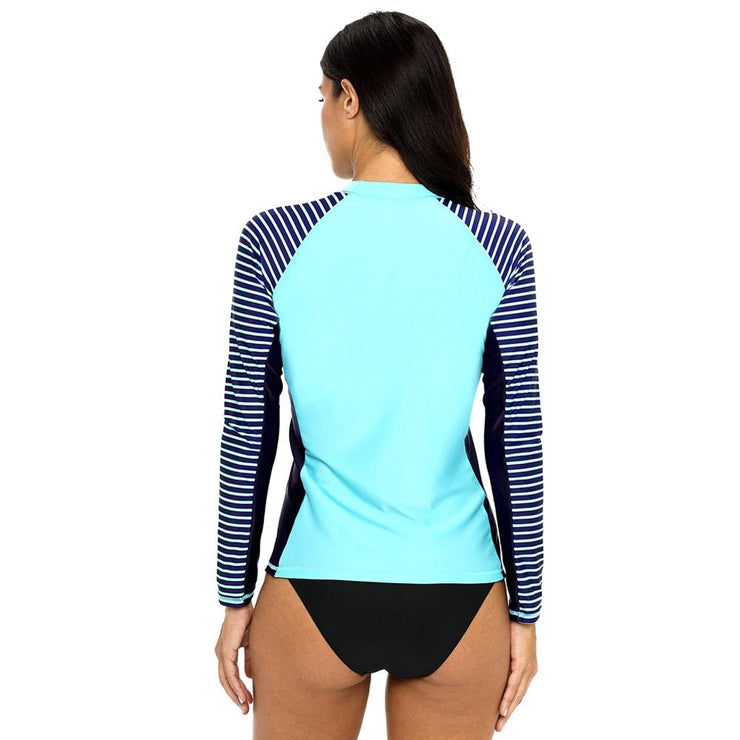 Arugam Long Sleeve Rashguard Rash Guard Trekeffect