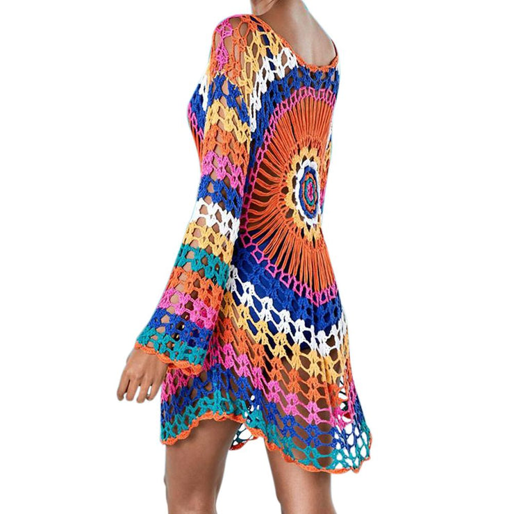 Lahos Tunic Cover Up Cover-ups Trekeffect
