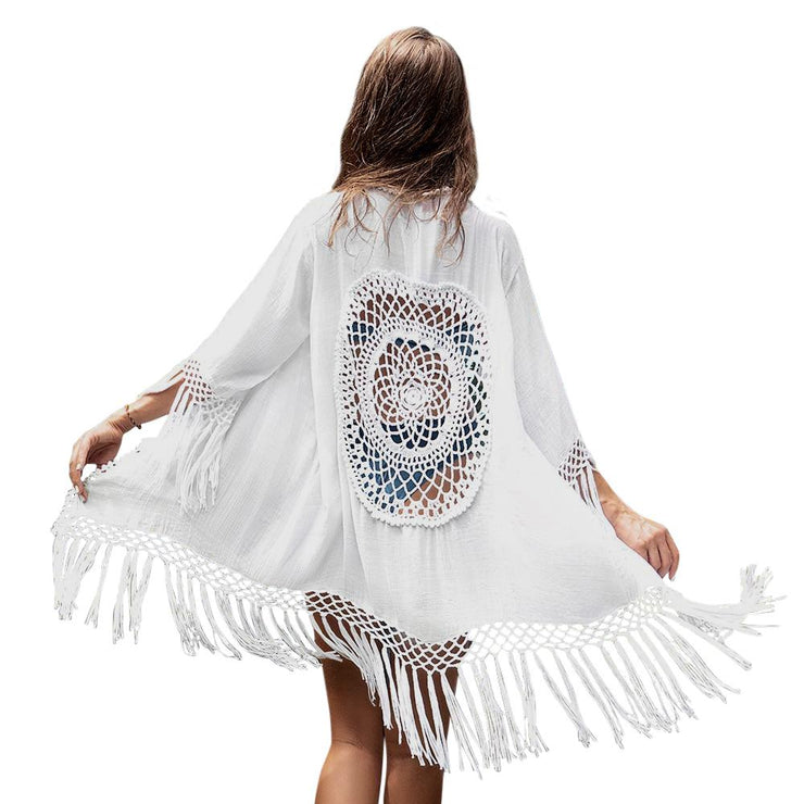 Twin Rock Crochet Cover Up Cover-ups Trekeffect