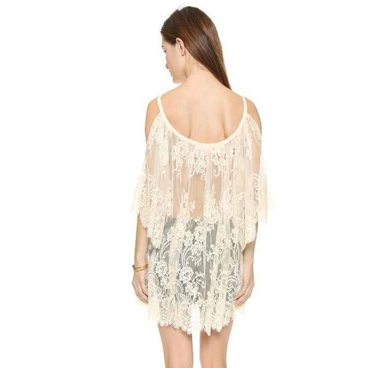 Praia Beach Cover Up Cover-ups Trekeffect