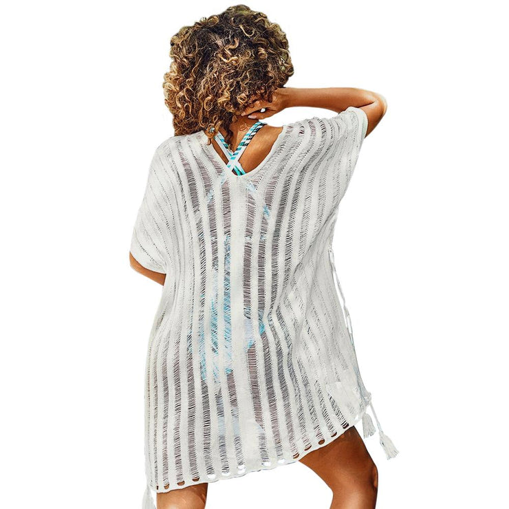 Pitogo Crochet Cover Up Cover-ups Trekeffect