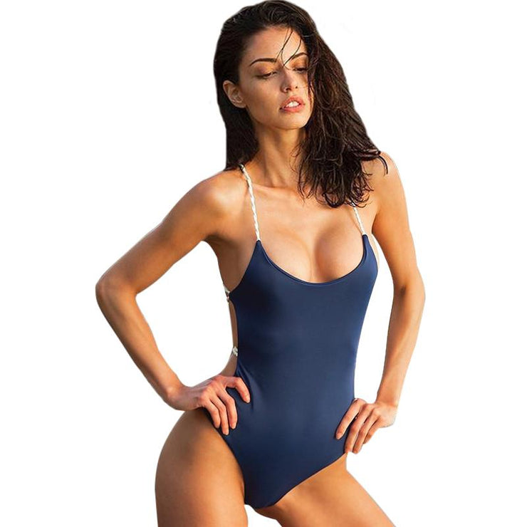 Fenwick Backless One Piece One Piece Trekeffect