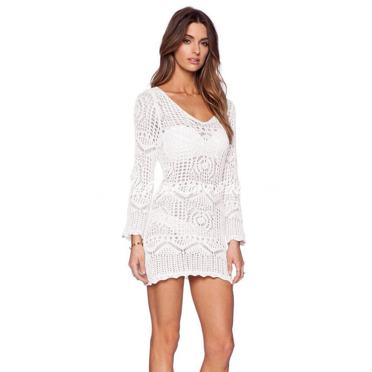 Tuka Crochet Cover Up Cover-ups Trekeffect