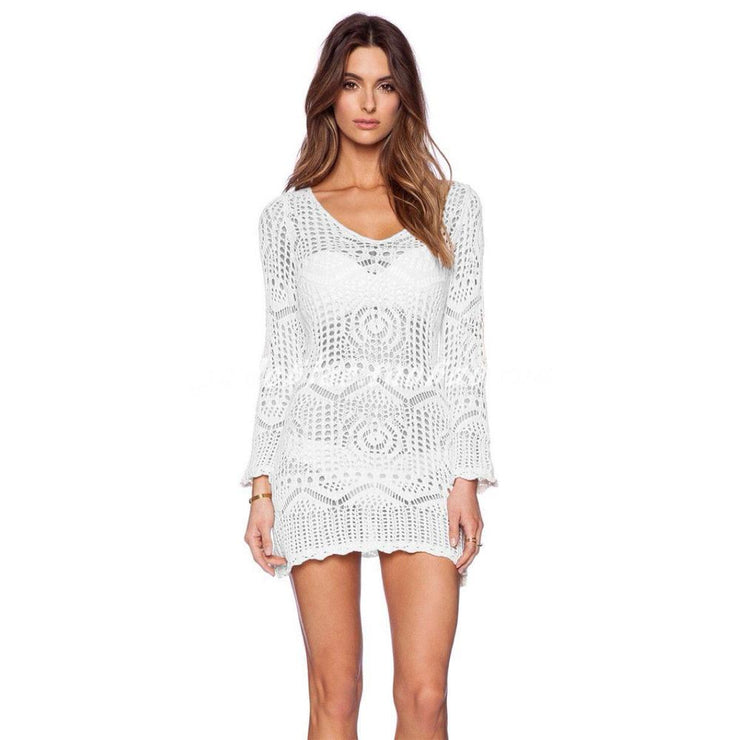 Tuka Crochet Cover Up Cover-ups Trekeffect L