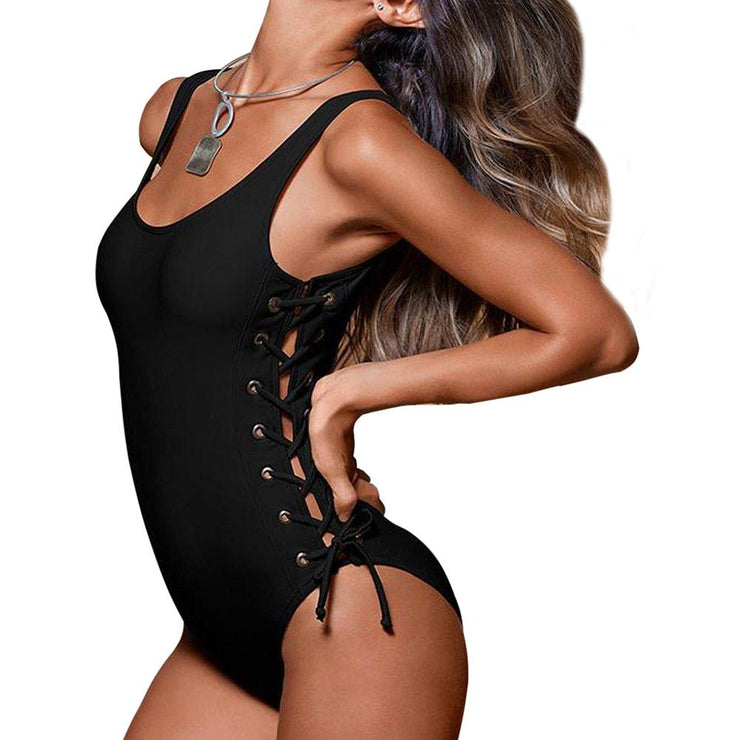 Erie One Piece One Piece Trekeffect Black XL