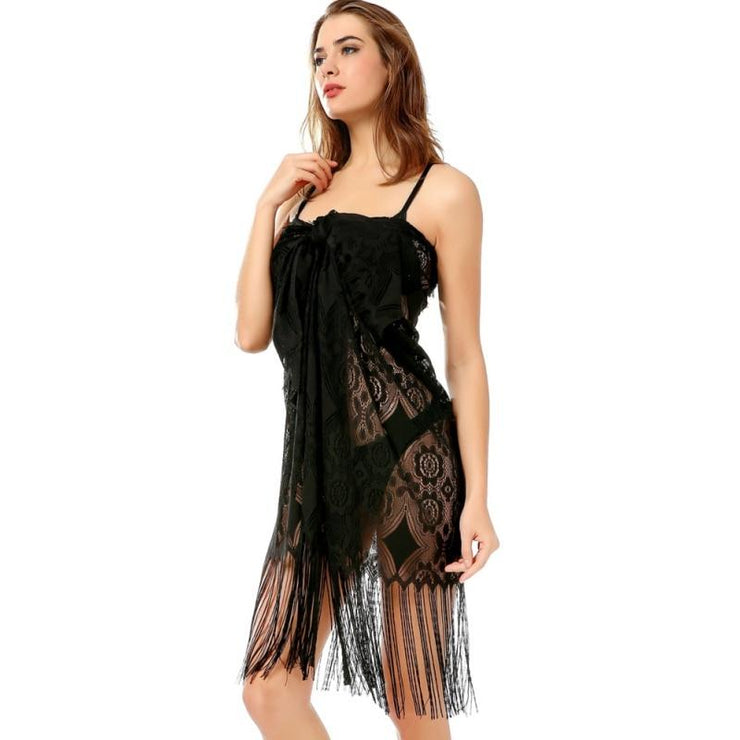 Canigao Tassel Cover Up Cover-ups Trekeffect