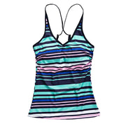 Railay Striped Tankini Tankini Trekeffect