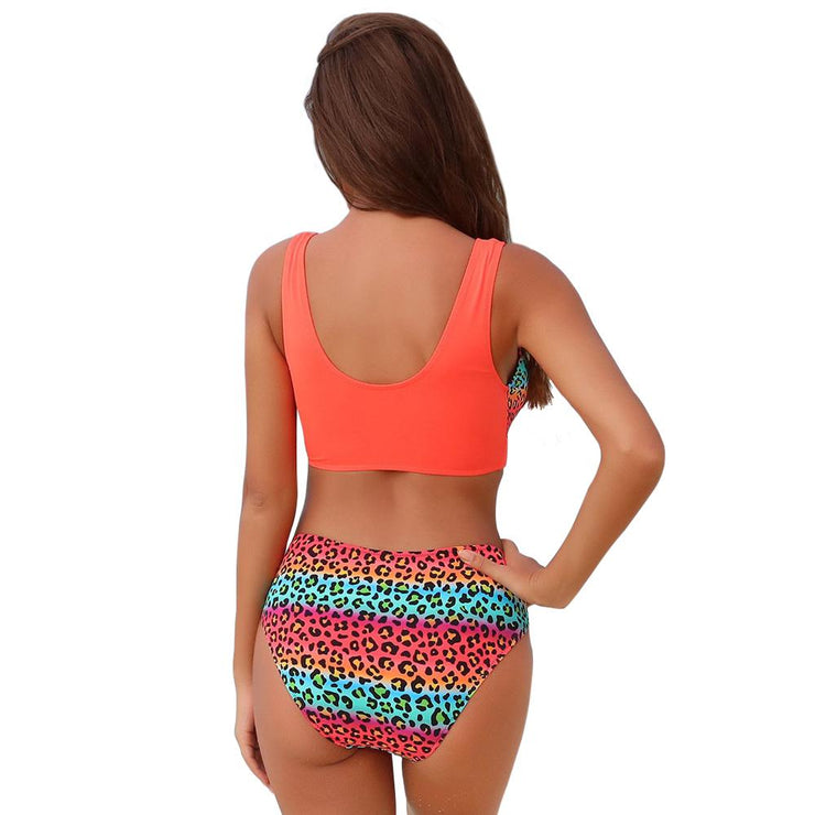 Sakarun Push Up Bikini Bottom Low-waisted bikini Trekeffect